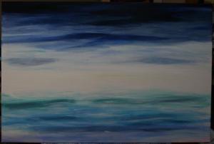 "20 x 30"", acryllic on canvas"