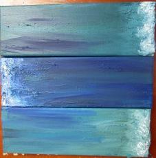 Waves Triptych